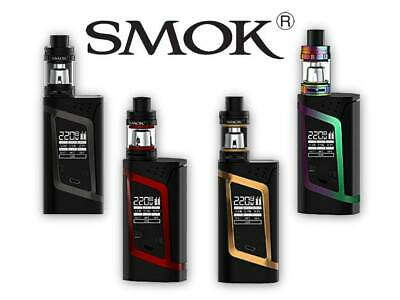 SMOK Alien 220W TC Full Kit Set mit TFV8 Baby Beast 2ml E-Zigarette