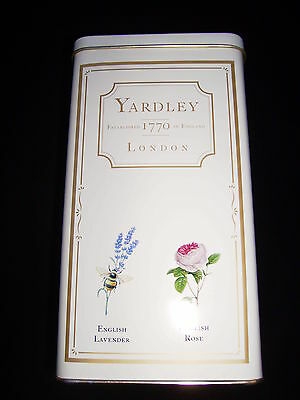 Yardley Lily Of The Valley Gift Tin  Brand New Edt Spray And Soap