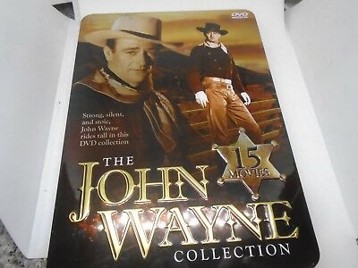 The John Wayne Collection DVD  15 Movies (New)