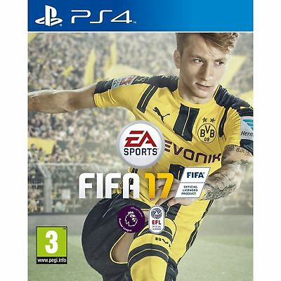 FIFA 17 - PS4 New and Factory Sealed uk sale sold with fast 1st class uk postage