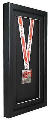 Vivarti Deluxe Sports Medal Frame Award Competition Display Running Swimming