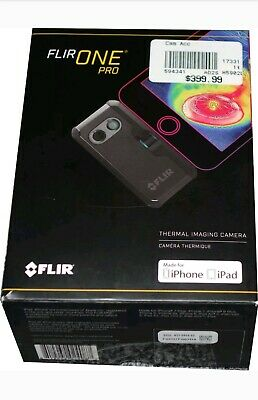 NEW Flir One Pro Thermal Imaging Camera For IPhone X IPad