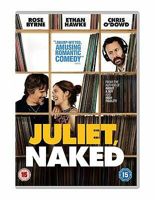 JULIET NAKED Rose Byrne Ethan Hawke DVD in Inglese Nuovo