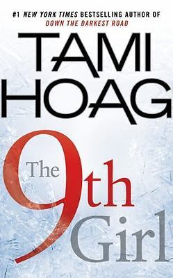 THE 9th GIRL by Tami Hoag, Unabridged CD 2016