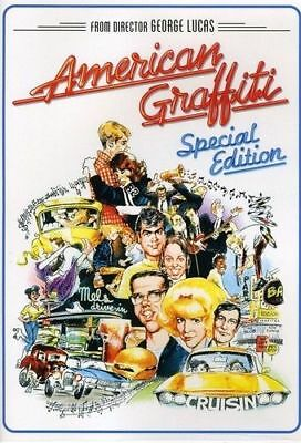 New AMERICAN GRAFFITI Special Edition Widescreen DVD +Making Of Docu FREE US S/H