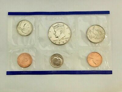 1998 United States Mint Uncirculated 6 Coin Set