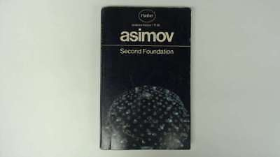 Acceptable - Second Foundation - Asimov, Isaac 1969-01-01 The hinges are in good