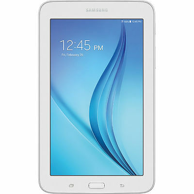 Samsung Galaxy Tab 3 Lite 7.0 VE | Wifi Only | 8 GB | White | Grade: 7/10