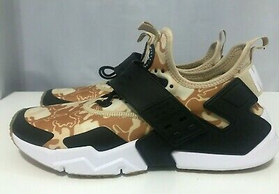 43a2850c2b Nike Air Huarache Drift Premium Camo Camouflage Shoes Men's 8.5 AH7335-200