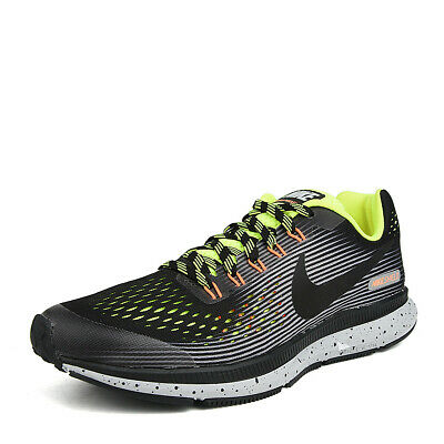 huge selection of b3918 309c0 New Kids Nike Zoom Pegasus 34 Shield Sneakers 922850 001-Multiple Sizes
