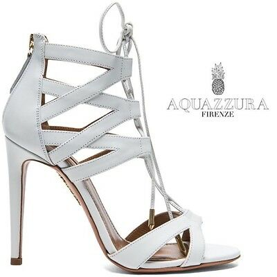 eecb322945d8  975 AQUAZZURA WILD Thing Sandals Neiman Marcus Barneys -  99.00 ...