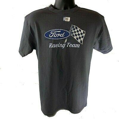 T-Shirt w/ Ford Racing Team Emblem / Logo (Licensed)