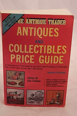 Antique Trader 1992 Antiques & Collectibles Price Guide Kyle Husfloen