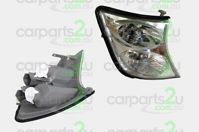 TO SUIT NISSAN PATROL GU / Y61  FRONT CORNER LIGHT 09/01 to 08/04 RIGHT