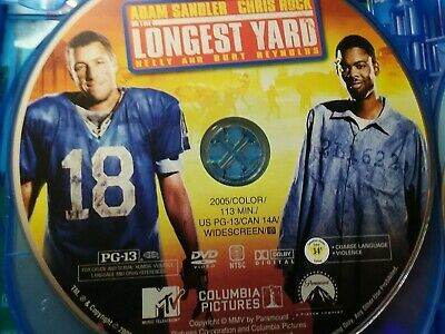The Longest Yard (DISC ONLY) DVD
