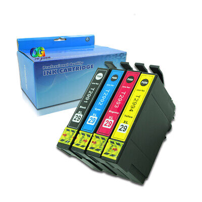 4x Ink Cartridge for Epson XP235 XP245 XP247 XP342 XP332 XP335 XP345 XP442 XP445