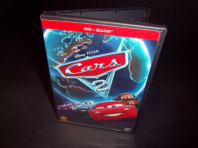 Cars 2 Blu Ray Dvd 2011 2 Disc Set 14 95 Picclick