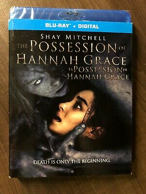 Possession Of Hannah Grace 2019 Blu Ray w Slip Cover Canada Bilingual LOOK