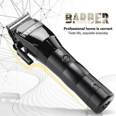 KEIMEI Rechargeable Hair Clipper 3MM 6MM 9MM 12MM Low Noise Trimmer Pro
