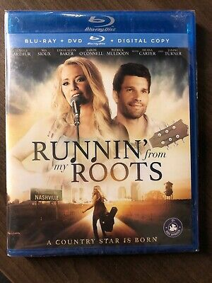 Runnin' From My Roots Blu-ray & DVD Canadian *LOOK A Country Star Is Born