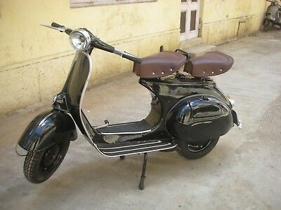 Vespa Scooter 150Cc Vbb Model 1965 With New Px 150Cc Engine Fully Restored