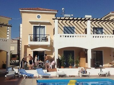 Winter Rental Holiday Home Cyprus Paphos Villa Let Pafos Apartment House 1 month
