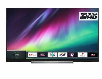 "TOSHIBA 49U7863DB 49"" Smart 4K Ultra HD HDR LED TV"