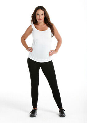 Noppies over the bump maternity leggings Lely - black