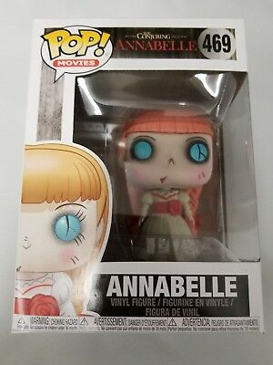 FUNKO Pop Movies: The Conjouring - Annabelle Action Figure #469
