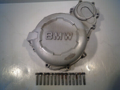 D7 - BMW F800S, ST Right hand side alternator cover silver BMW Pt Nr 11148524322