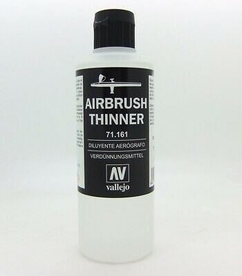 (VAL161) - AV Vallejo Model Air 200ml - Thinners