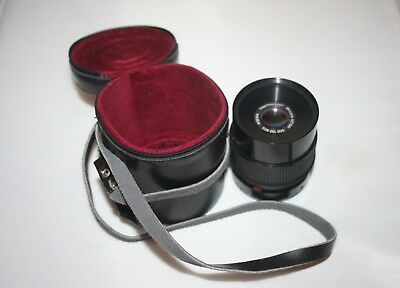 Agema Thermovision IR-Lens 40 Degree SW 556-192-903 w/ pouch case - Guaranteed!