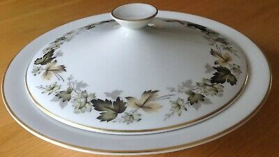 Royal Doulton Larchmont Pattern Serving Dish With Lid 260mm (10in) diameter