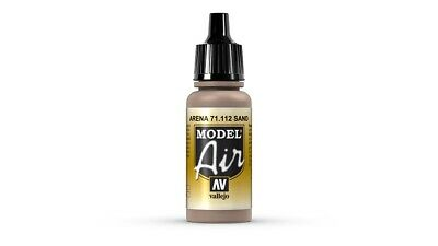 (VAL112) - AV Vallejo Model Air 17ml - Sand