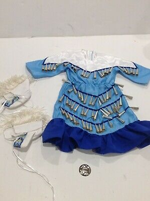 American Girl Kaya Replacement jingle for Jingle Dress of Today 1 Only