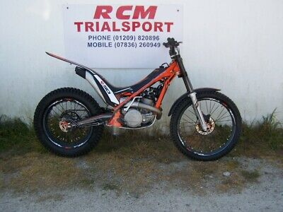 Scorpa 300 Trials Bike 2017 Factory Replica Ex Condition Finance Available
