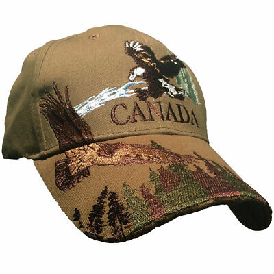 CASQUETTE aigle USA- WESTERN - COUNTRY color olive/marron