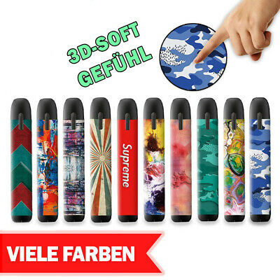 MyBlu / My Blu / My Blue Aufkleber Kit Sticker Set für My Blu Starter Kit - NEU