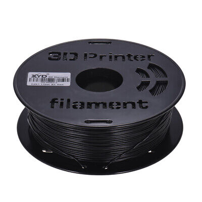 1kg Black 3D Printer Filament 1.75mm TPU Consumables 3D Printing MakerBot