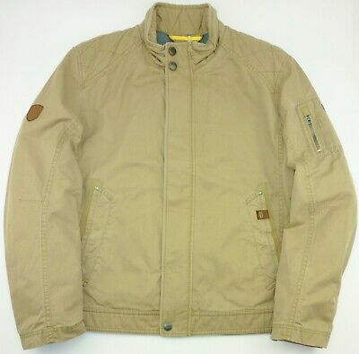 camel active Jacke Gore Tex® Light Olive