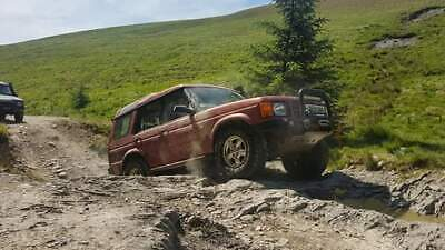 Landrover Discovery 2, TD5, Offroad prepared, Overland, Greenlane