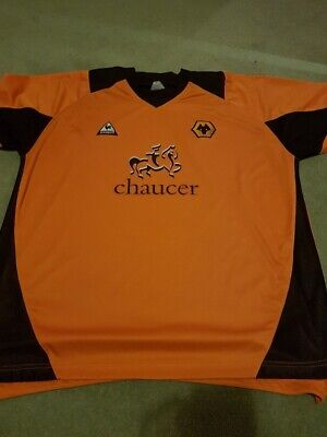 2004 - 2006 Wolves - Wolverhampton Wanderers home football shirt XL?