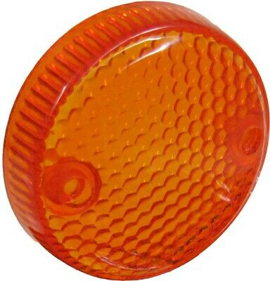 Fits Honda VT 1100 C Shadow (Europe) 88 Indicator Lens Amber - Rear Right (Each)