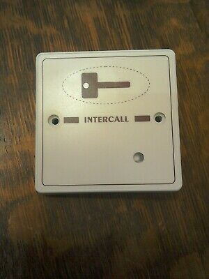 Intercall nurse call systems - L733 Door monitor alarm call point