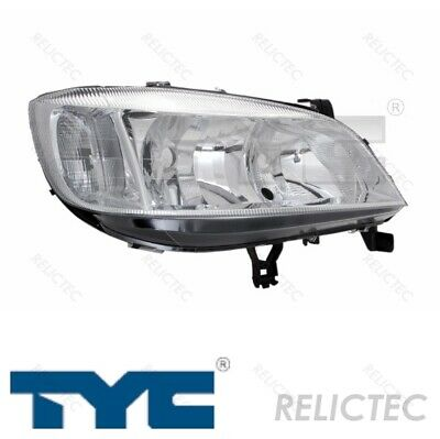 Right Headlight Opel:ZAFIRA A 09118792 1216276