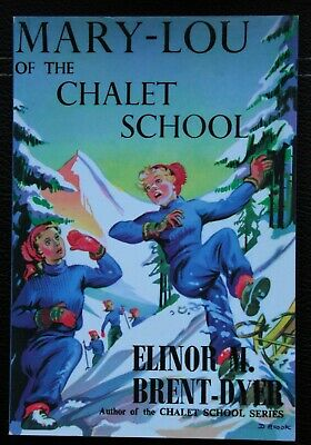 Mary Lou of the Chalet School