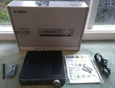 Yamaha WXA50 MusicCast 2.1-Channel Wi-Fi Streaming Amplifier - Good Condition