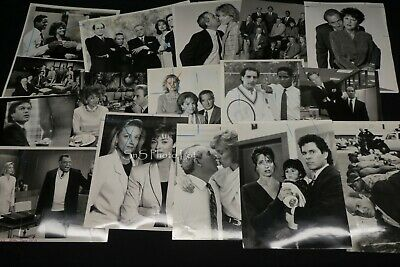 "30+ TV Press Kit Photos ~ 8x10 ""L.A. Law"" James Earl Jones Harry Hamlin & More"