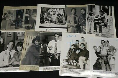 "9 x TV Press Kit Photos ~ 8x10 ""Home Improvement"" Tim Allen Patricia Richardson+"