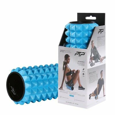 PTP Soft Massage Therapy Roller Blue